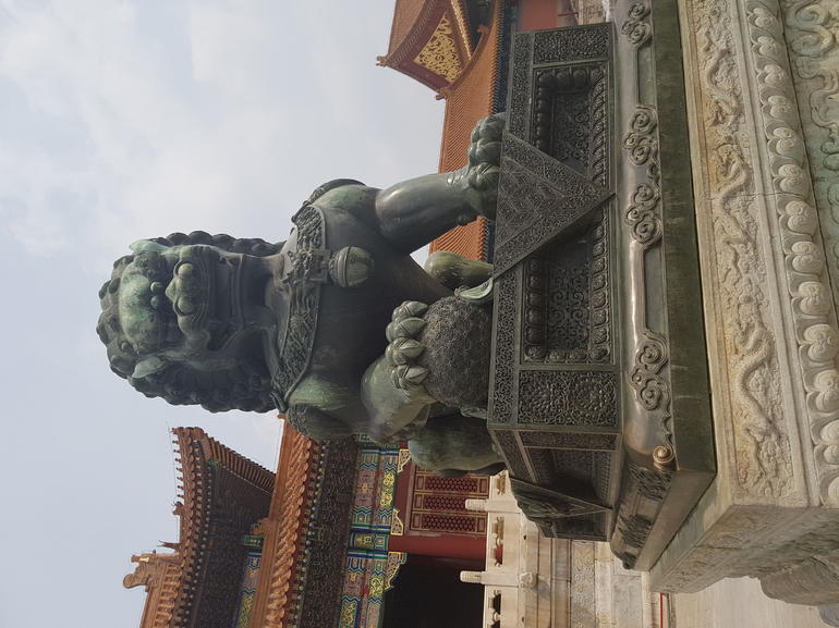Private All-Inclusive Day Tour: Tiananmen Square, Forbidden City, Mutianyu Great Wall photo 11