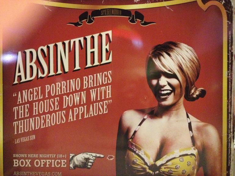 Absinthe - Las Vegas