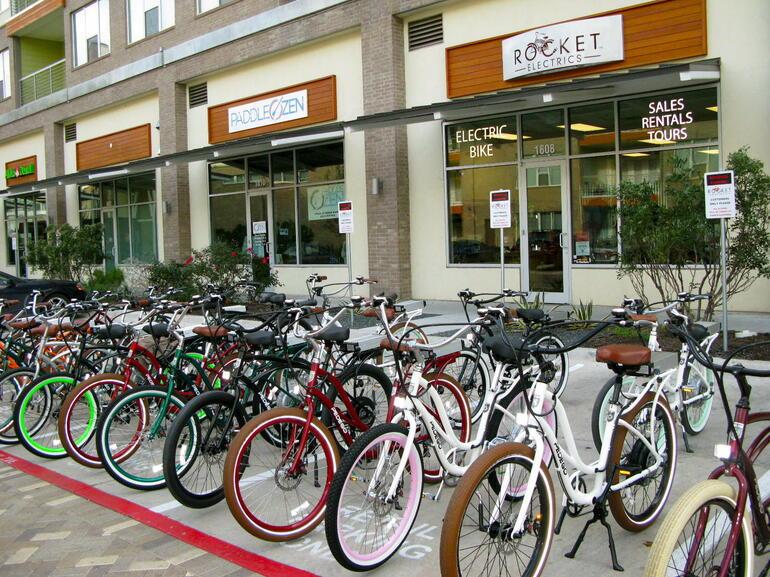 Bike Tour - Austin