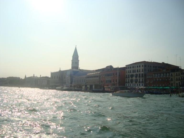Boat trip - Venice
