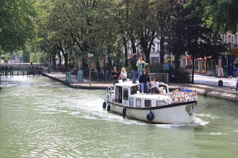 Canal St. Martin 2 - Paris