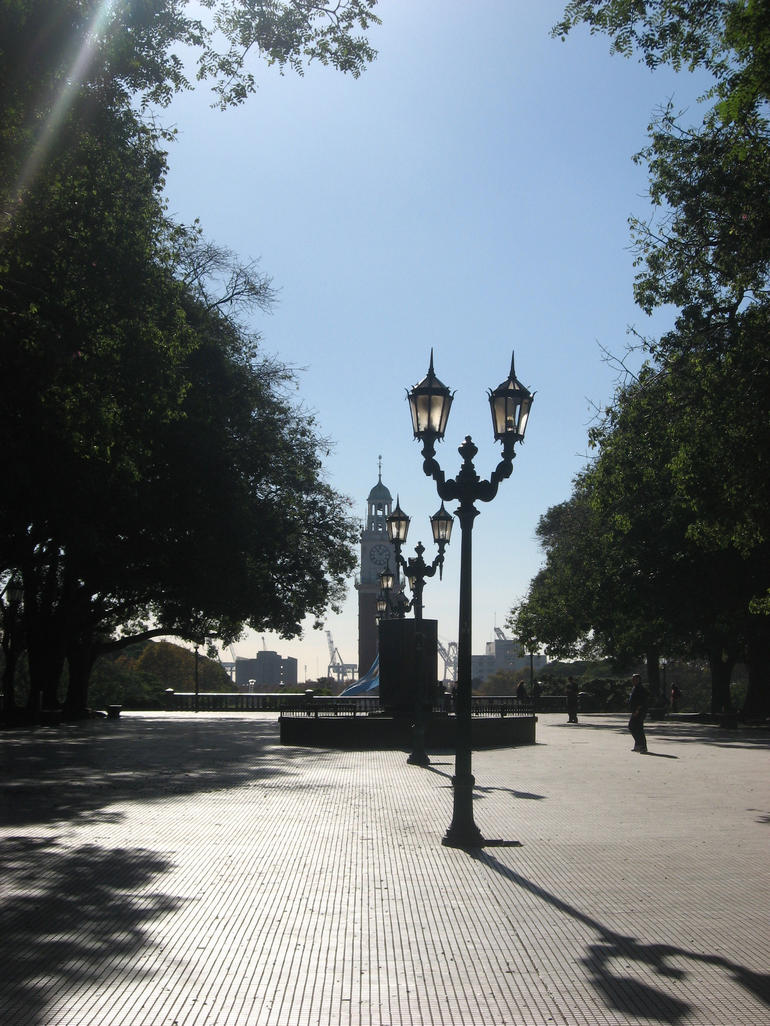 Clock Tower - Buenos Aires