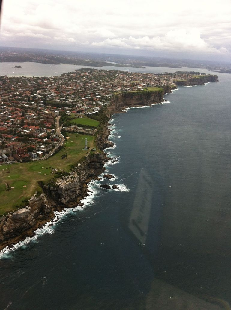 Private Tour Sydney Helicopter Flight And Sydney Harbour Lunch