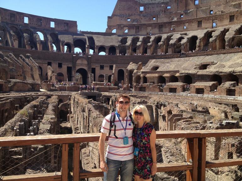 Colosseum tour - Rome