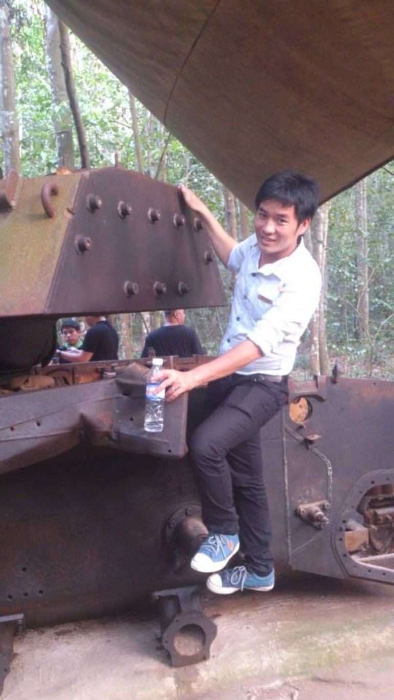 Small-Group Cu Chi Tunnels Half-Day Trip from Ho Chi Minh City