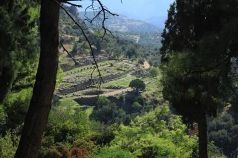 Delphi Ruins (2) - Athens
