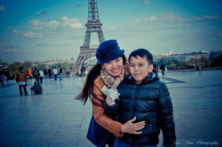 Eiffel T. - Paris