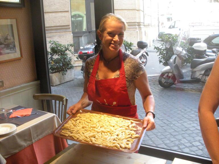 First batch! - Rome