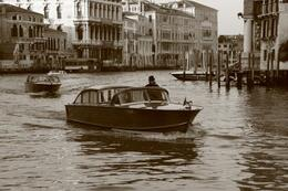 Commute home, Venice-style. , ROD C - March 2012