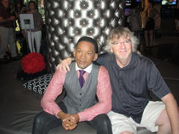 Will Smith, Cyndi - June 2012