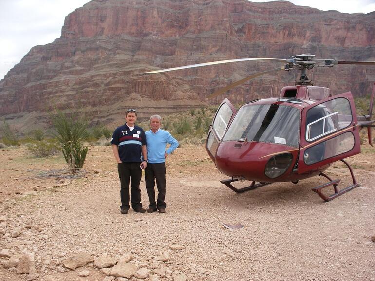 Ian and Mick - Las Vegas