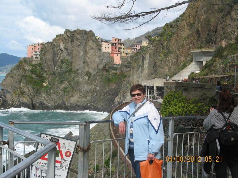 Riomaggiore to Manarola - Florence
