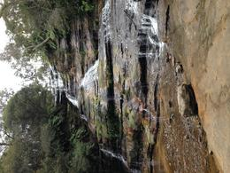 Waterfall near Scenic World , Peter A - September 2016