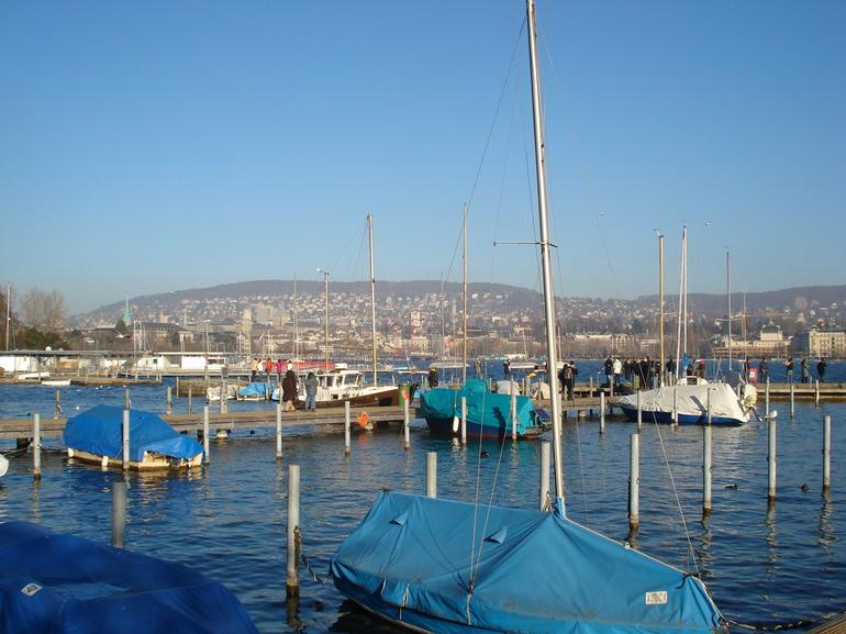 Lake Zurich - Zurich