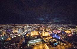 Las Vegas Strip Night Tour by Helicopter, Viator Insider - December 2017