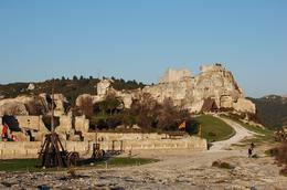 Medieval Town of Les Baux - March 2010