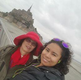 Mother/daughter trip to MSM , Millisa J - November 2015