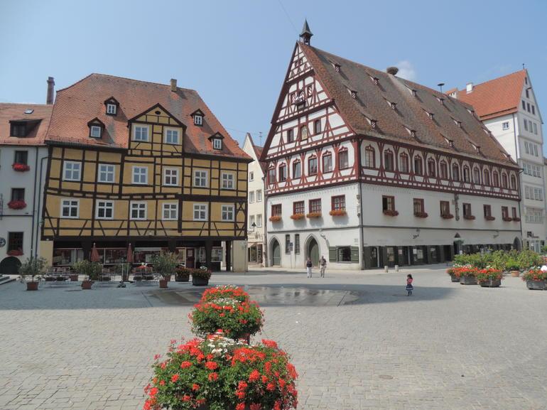 Nordlingen - Frankfurt