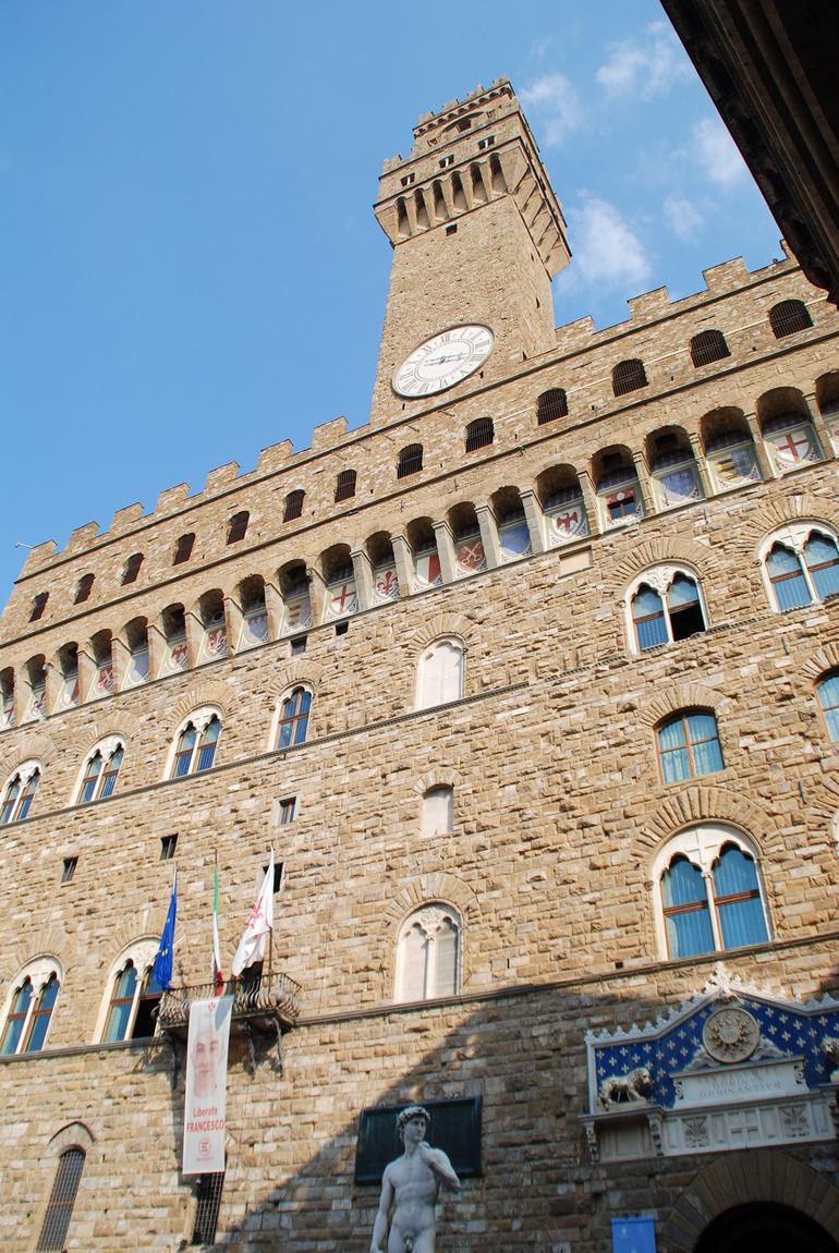Pallazzo Vecchio - Florence