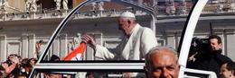 Estuvimos muy cerca del Papa, una gran emoción!!!! , Miriam M - April 2014
