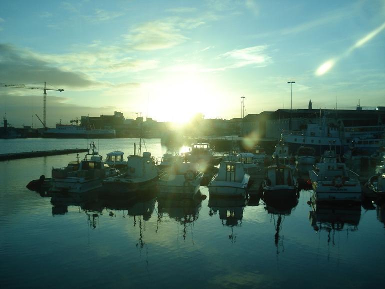 Reykjavik Harbour - Reykjavik