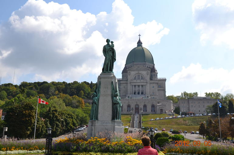 St Joseph Oratory - Montreal