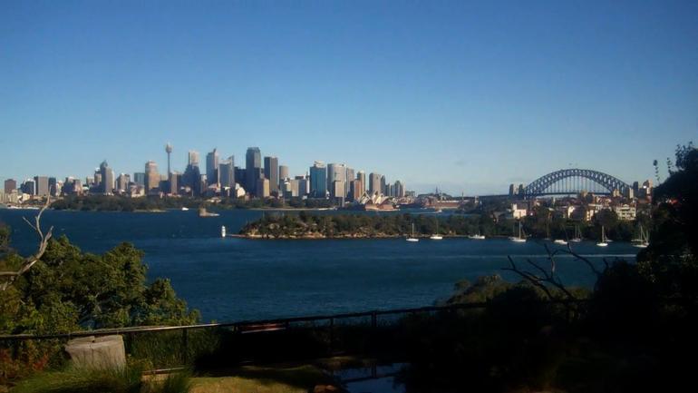 Sydney Sky Line, Taronga Zoo - Sydney