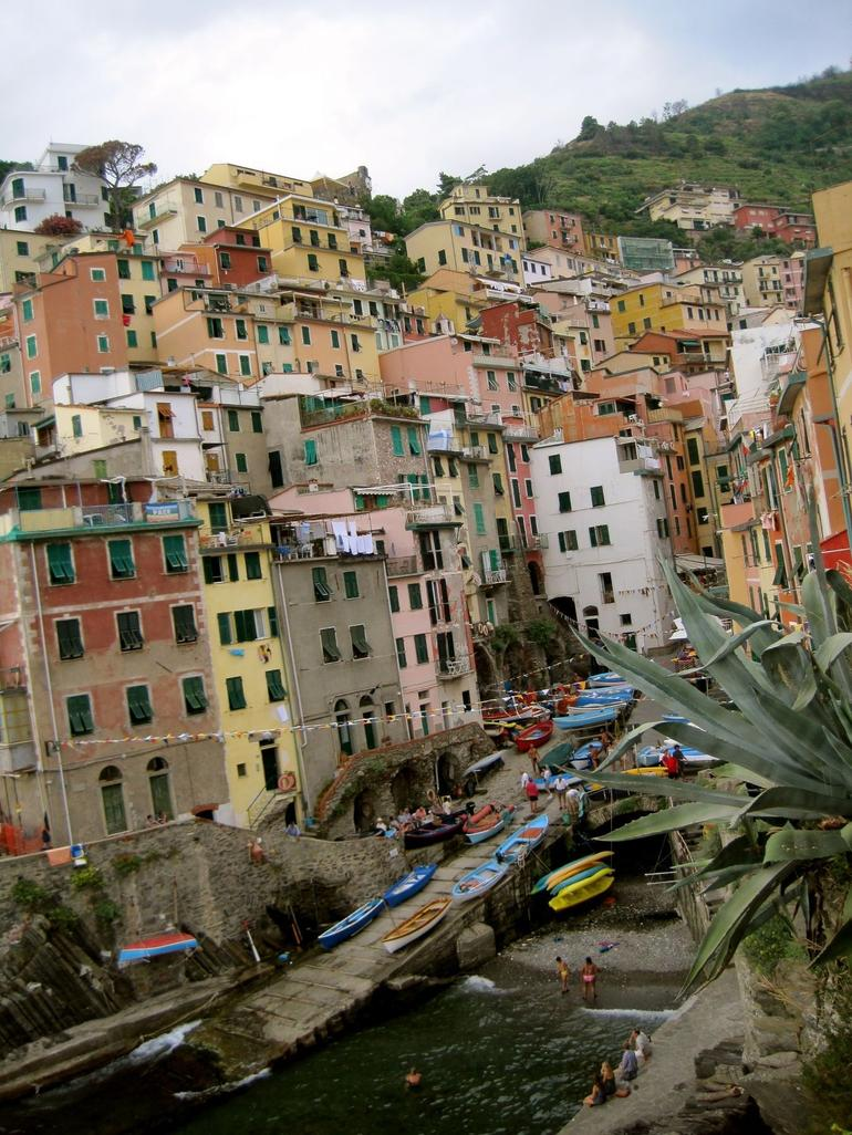 The fifth Village of the Cinque Terre Italy - Florence