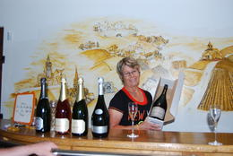 A wonderful visit to a small producer. Very informative and charming. , Andrea D - July 2014