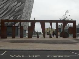 Titanic Museum , Mahsa K - July 2013