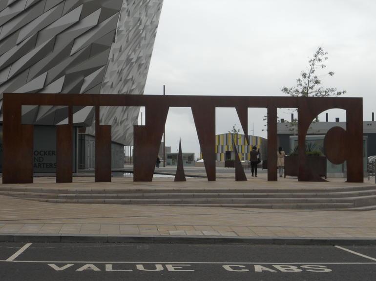Titanic - Dublin