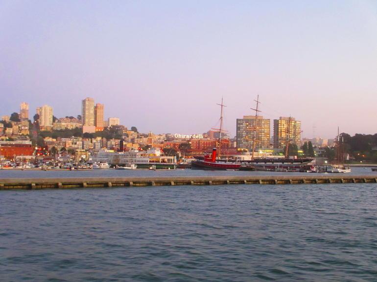 Wharf - San Francisco