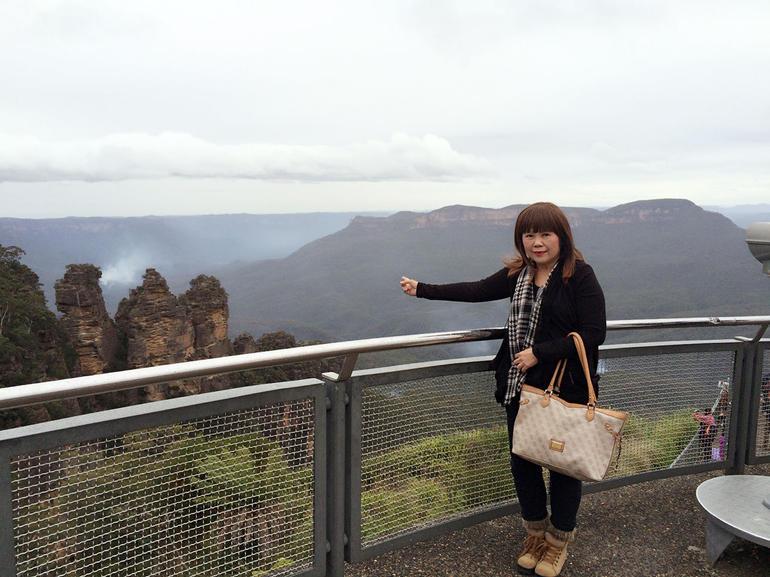 Blue Mountains Nature and Wildlife Day Tour from Sydney