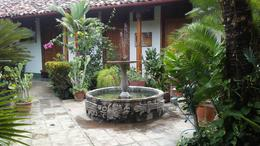 The courtyard of a colonial house. , Josue A - December 2016