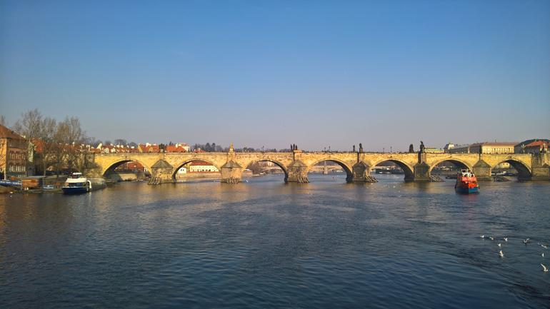 Prague Half-Day City Tour Including Vltava River Cruise photo 24