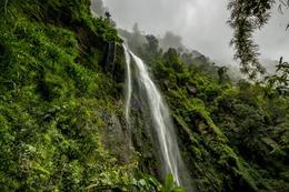 Viewing the waterfall , AlanP - July 2017