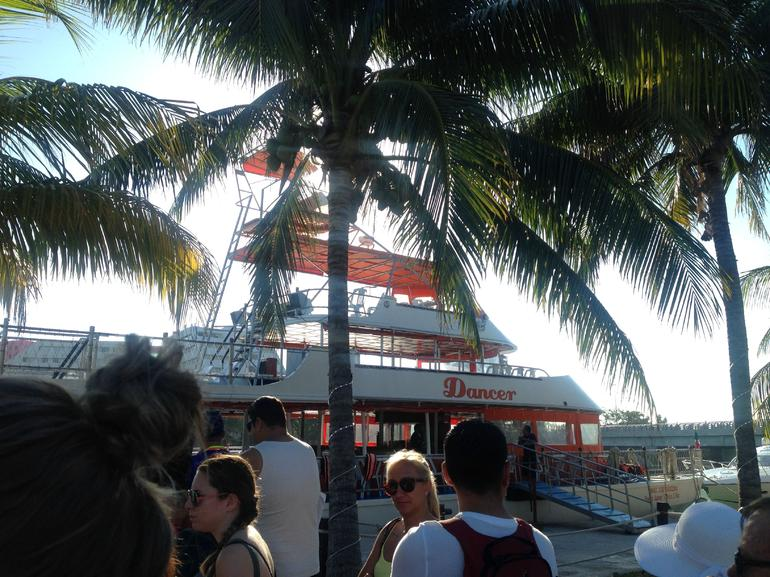 Sightseeing, Snorkeling, and Dancing Catamaran Cruise from Cancun photo 6