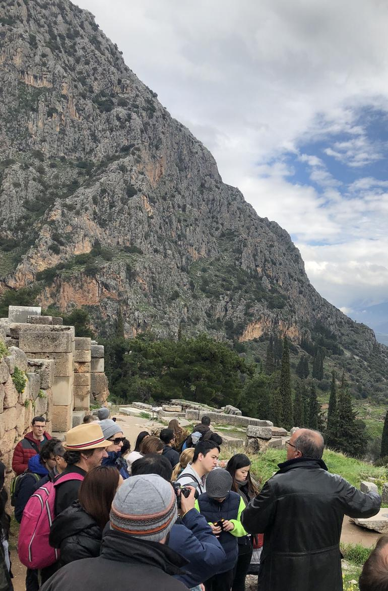 Delphi Day Trip from Athens photo 16