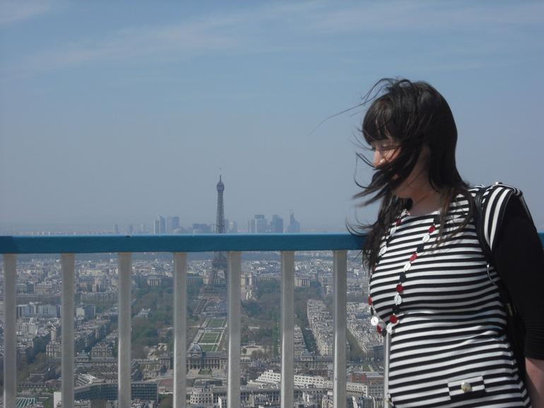 A little windy - Paris