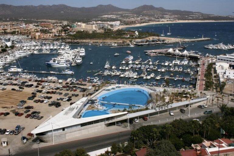 Aerial View - Los Cabos