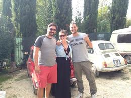 With our amazing host and guide, Nico! , kmaryanderson - October 2014