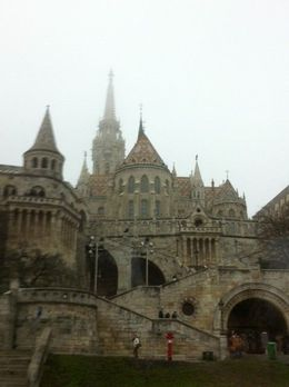 Spectacular Budapest - even in cold, mysty weather! , Carin S - December 2015