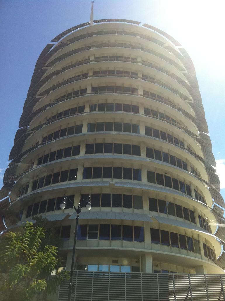 Capitol Records Building - Los Angeles