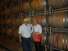 Learned a lot about the making of champagne at Chandon's. , Lisa E W - September 2013