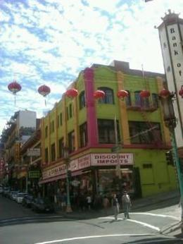 Chinatown, SF, Cat - January 2012