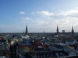 View from the Round Tower. Beautiful view of Copenhagen, Lisa F - November 2010