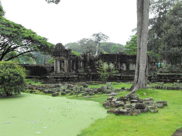 Private Tour: Angkor Wat and The Royal Temples Full-Day Tour from Siem Reap photo 12