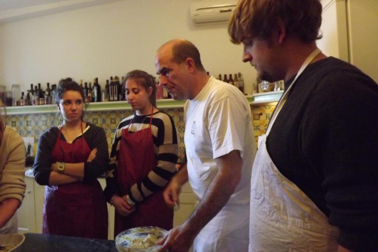 Fabio teaching - Rome