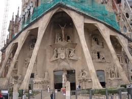 La Sagrada Familia., Krishnan Vaitheeswaran - October 2008