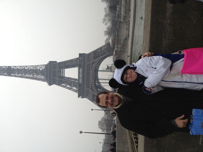 Megan and I in Paris - Paris